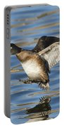 Ring-necked Duck Landing Portable Battery Charger