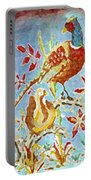 Ringneck Pheasants Portable Battery Charger