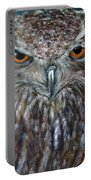 Rings Of Fire, Owl Portable Battery Charger