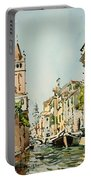 Rio Di San Barnaba - Venice Portable Battery Charger