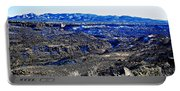 Rio Grande River Canyon-arizona Portable Battery Charger