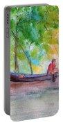 Rio Negro Canoe Portable Battery Charger