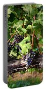 Ripening Grapes Portable Battery Charger