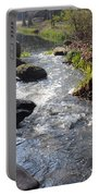 Rippleing Stream Portable Battery Charger