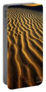Ripples Oregon Dunes National Recreation Area Portable Battery Charger