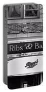 Rippy's Ribs And Bar Bq Portable Battery Charger