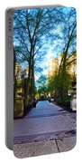 Rittenhouse Square Park Portable Battery Charger