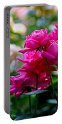 Rittenhouse Square Roses Portable Battery Charger