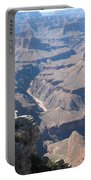 River Deep - Mountain High - Grand Canyon And Colorado River Portable Battery Charger