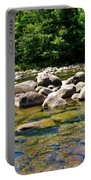 River Of Rocks Portable Battery Charger