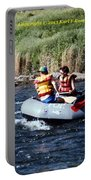 River Rafting Portable Battery Charger