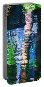 River Reflection Portable Battery Charger