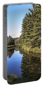 River Reflections Portable Battery Charger