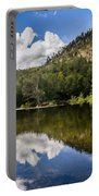 River Reflections I Portable Battery Charger