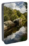 River Reflections II Portable Battery Charger