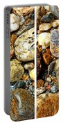 River Rocks 15 In Stereo Portable Battery Charger