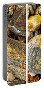 River Rocks 16 In Stereo Portable Battery Charger