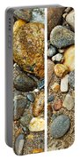 River Rocks 17 In Stereo Portable Battery Charger