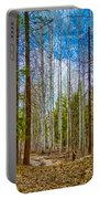 River Run Trail At Arrowleaf Portable Battery Charger