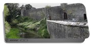 River Suir And Cahir Castle Portable Battery Charger