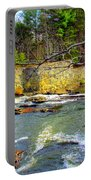 River Wall Portable Battery Charger