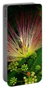 River Wildflowers Portable Battery Charger