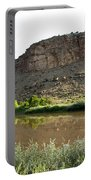 River's Rough Bluff Portable Battery Charger
