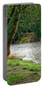 Riverside Picnic Portable Battery Charger