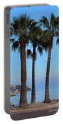 Riviera Romance Portable Battery Charger