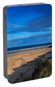 Riviere Sands Cornwall Portable Battery Charger