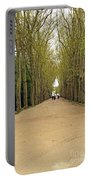 Road To Chenonceau Portable Battery Charger