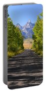 Road To Happiness Portable Battery Charger