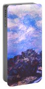 Road To Rocky Knob Portable Battery Charger