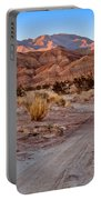 Road To The Badlands Portable Battery Charger