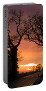Road To The Night Portable Battery Charger