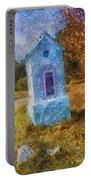 Roadside Shrine Portable Battery Charger