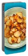Roast Potatoes Portable Battery Charger