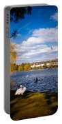 Roath Park Lake Portable Battery Charger