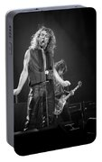 Robert Plant And Jimmy Page Portable Battery Charger