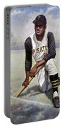 Roberto Clemente Portable Battery Charger