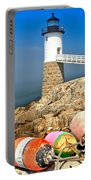 Robinson Point Lighthouse Portable Battery Charger