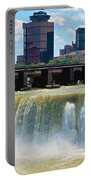 Rochester At High Falls Portable Battery Charger