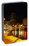 Rochester At Night Portable Battery Charger