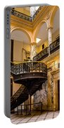 Rochester City Hall Stairs Portable Battery Charger