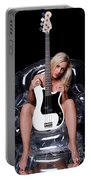 Rock Chic Portable Battery Charger