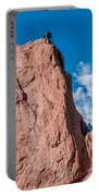 Rock Climbing  Portable Battery Charger