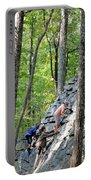 Rock Climbing Youths Portable Battery Charger