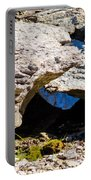 Rock Formation Devonian Fossil Gorge Portable Battery Charger