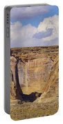 Rock Formations At Capital Reef Portable Battery Charger
