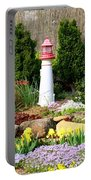 Rock Garden Portable Battery Charger